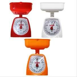 Kenmaster Timbangan Kue 5 Kg - Timbangan Dapur Manual