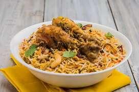 Biryani +fastfood all rounder