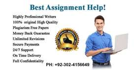 Professional Assignment and Thesis Writing