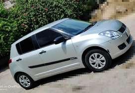 Maruti Suzuki Swift VXi, 2010, CNG & Hybrids