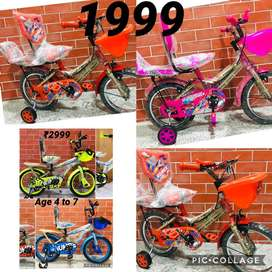"""Kids cycle best Offer 14"""""""