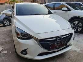 Mazda 2 2015 manual