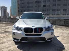 BMW X3 Xline 3.5i CBU Silver Interior Hitam