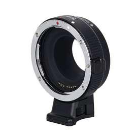 Commlite cm-EF-Eos M Electronic Auto-Focus Lens Mount Adapter-Canon EF