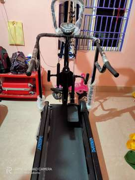 Fitkit running machine price 10,000/-