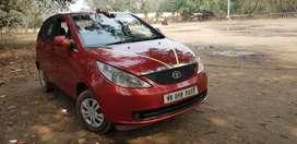 Tata Vista 2010 Petrol 44100 Km Driven