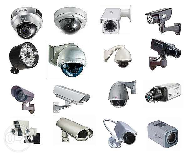 CCTV/Security Cameras With Complete Installations 0