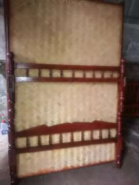 Cot available in all woods