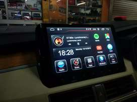 Head unit android xpander 10 inci
