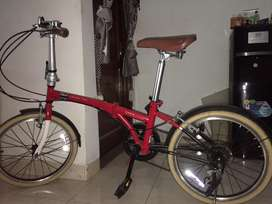 Sepeda lipat london taxi 20 inc