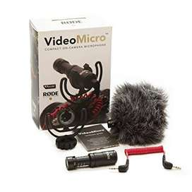 MIC RODE VIDEOMICRO / RODE VIDEO MICRO / MICROPHONE RODE755755