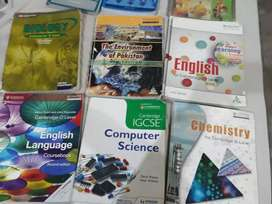 O level books for Engineering & Medical students