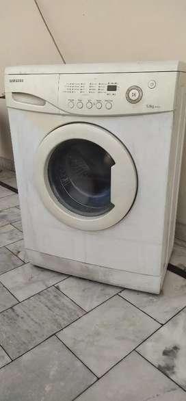 Samsung Front loaded washing machine