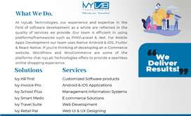 Accounting & Financial Software, HR & Payroll System, E-Commerce, POS