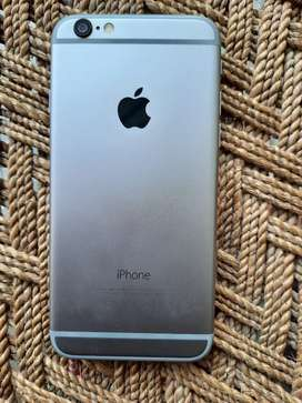 iPhone 6, 64gb, silver colr