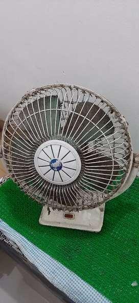 Kitchen fan/desk fan