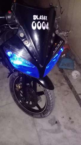 R15 With Insurance and pollution
