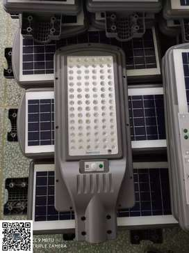 Solar led streetlight integrated ip65 10w to 200w in-stock avble 200pc