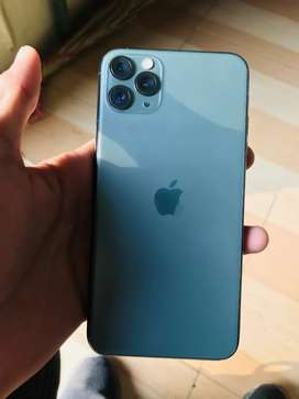 Iphone 11 pro max 256 gb