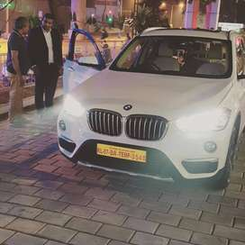 BMW X1 xline varient for sale. Single owner 2019 white colour