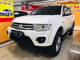 Pajero Exceed At 2013
