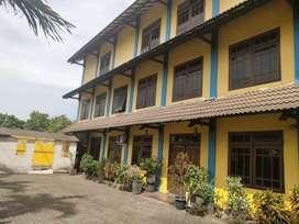 Dijual/disewakan Tanah+Bangunan Luas Jalan Raya Pasuruan Porong