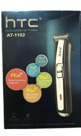 Rechargable hair trimmer