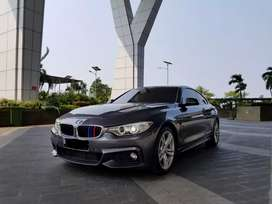 BMW 435i M Sport Limited Grey