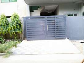 New constructed 5 marla two portions for rent - close to expo centre