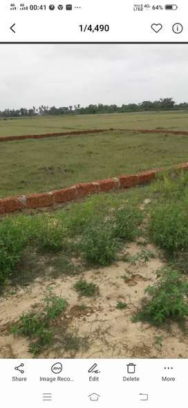 Gharabari East Facing land At Bramhana Jharilo.