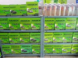 New amaron inventor with battery availabl  here       t.c apply