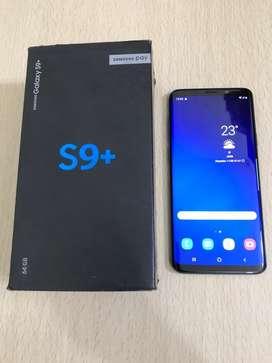 Samsung Galaxy S9+ 6/64 SEIN Lengkap
