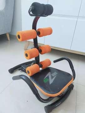 Alat Sit Up - AB Zone Flex - Gym (Nego)