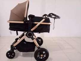 Jual stroller dari Singapore kondisi 90%