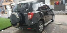 Terios tx matic automatic 2010 hitam good conditions