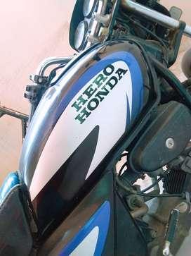 Fuel Tank Hero Honda Splendor Plus