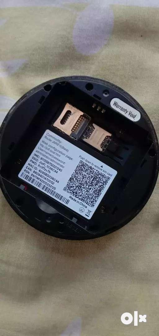 Jio Fi3 JMR815 connect upto 31 Device 0