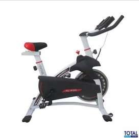Sepeda statis spinning bike bisa cod