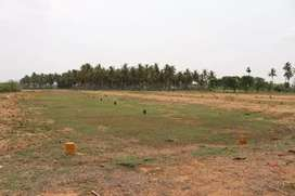 DTCP approved plots for sale @ Arcot near Tajpura