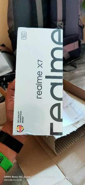 Realme X7 5G 6gb Ram 128gb Rom Nebula color