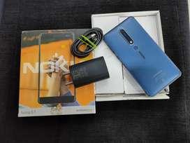 Nokia 6.1 4gb:;