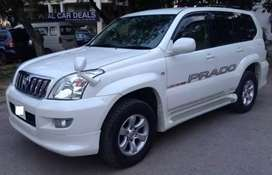 Toyota prado tx 2.7 on installment