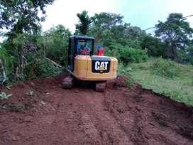 Mini excavator 305 tahun 2019