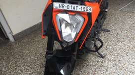 KTM 250 Brand New Bike with Complete ABS