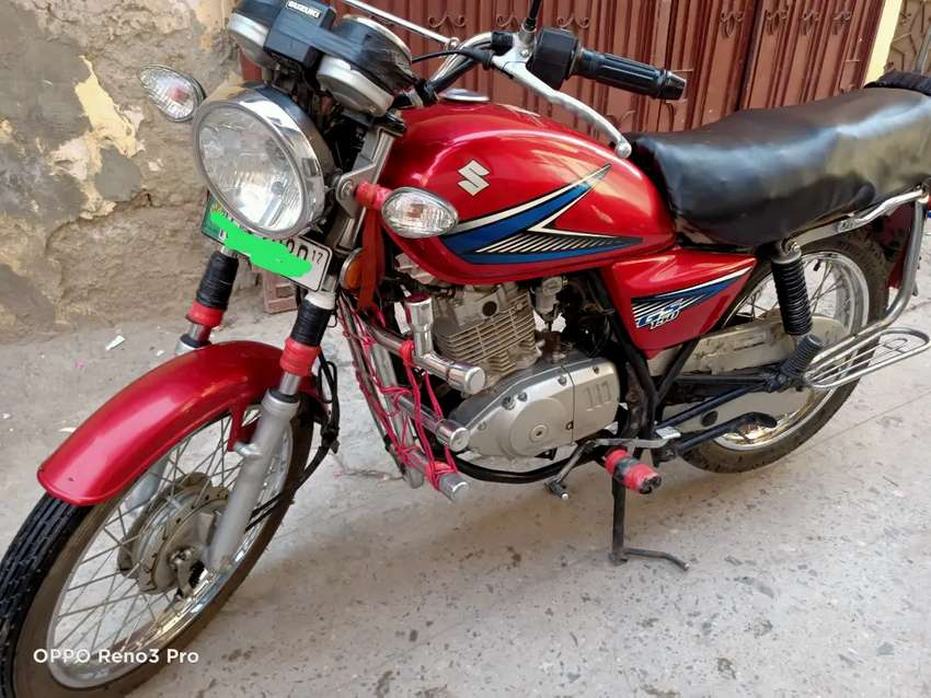 Suzuki GS 150 final 1,45,000