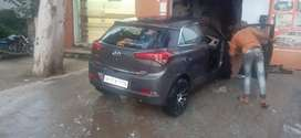 Good condition with alloys