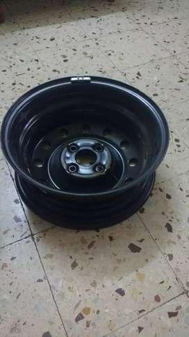 4 original unused wheels of Maruti Suzuki Swift Dzire VXI