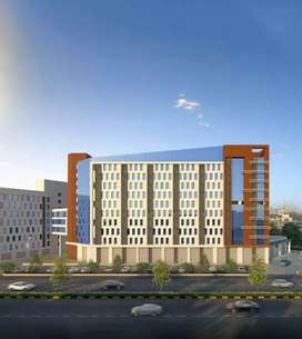 Pre leased office on sale in Kharadi