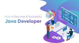 Job Oriented Java Developer Training. Start career in IT.