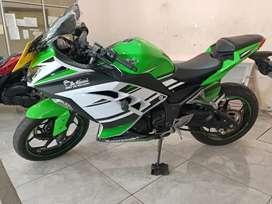 Ninja 250 ABS fi unit gahar